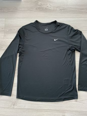 Nike bluzka z długim rękawem S