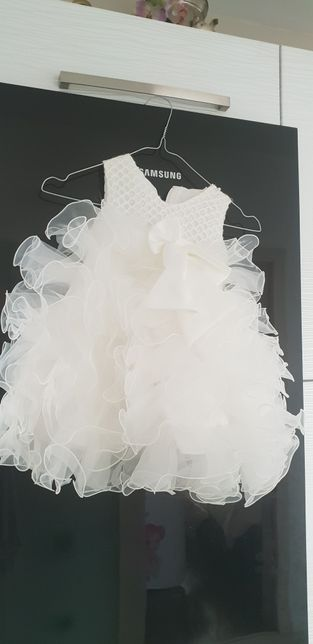 Sukienka chrzest wesele imprezy
