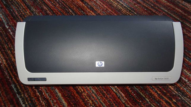 Impressora HP deskjet 3650 - NOVA