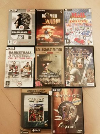 Jogos PC (vários)