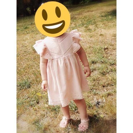 Sukienka Zara rozm 98