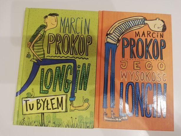 Marcin Prokop - Jego wysokość Longin oraz Longin tu byłem