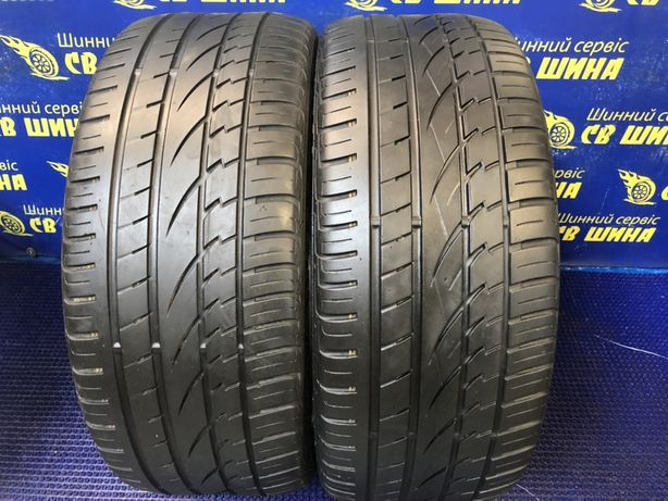 255/45R20 Continental Cross Contact UHP 2шт 100$