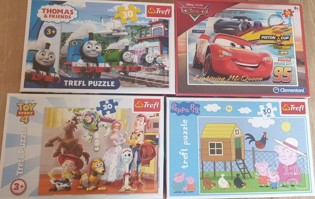 Puzzle dziecięce