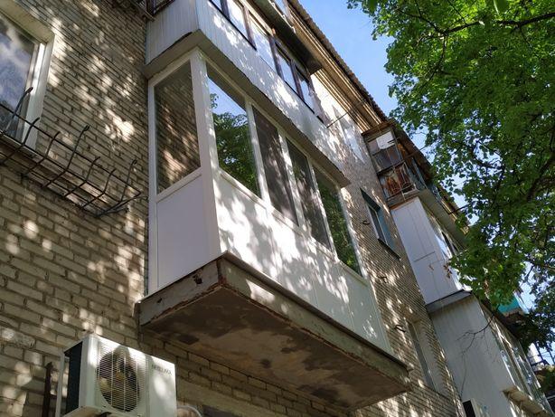 Остекление балконов на любой бюджет