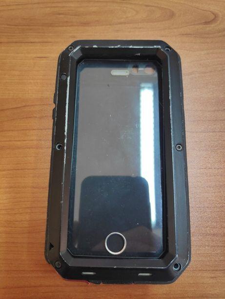 Capa Iphone 5/5S ultra forte