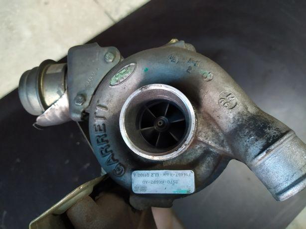 Turbina turbosprężarka Ford Mondeo MK 3 III 2.0tdci