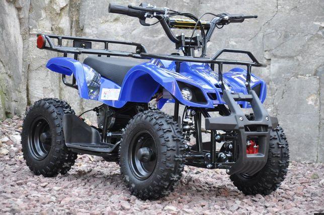 Квадроцикл электрический детский Кроссер 36V 1000W - квадрик электро!