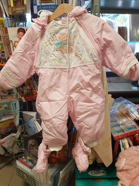 Kombinezon niemowlęcy dziecięcy rozmiar 80