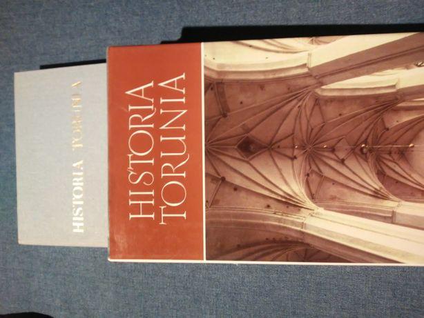 Historia Torunia Tom II (1 i 2 część)