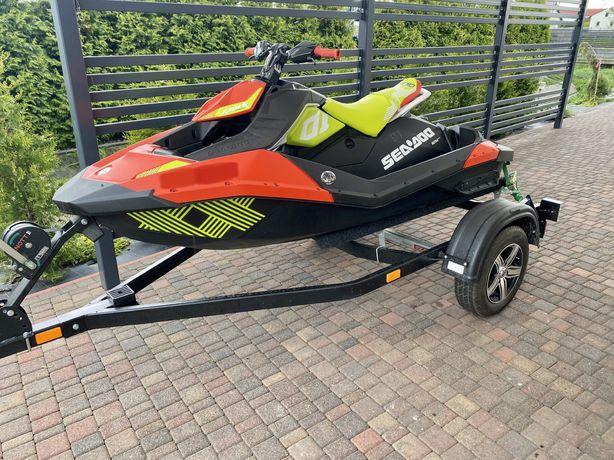 Sea doo Spark trixx tylko 7mth r 2020 F-Vat 23 jak nowy serwis seadoo
