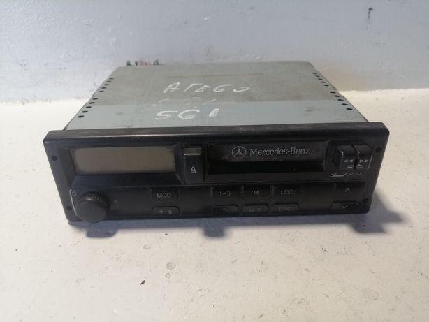 Radio mercedes 24v