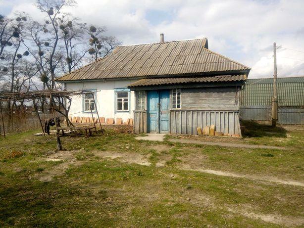 Хата в селі Кийлів