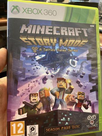 Minecraft Story Mode Xbox 360 PL