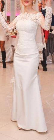 """Весільне плаття"""" рибкою"""" Свадебное платье"""