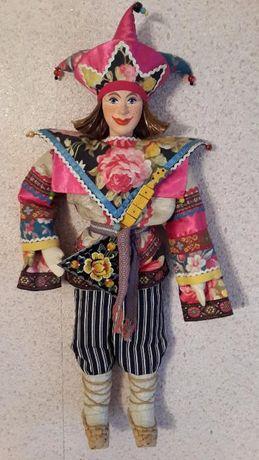 Кукла этническая сувенирная