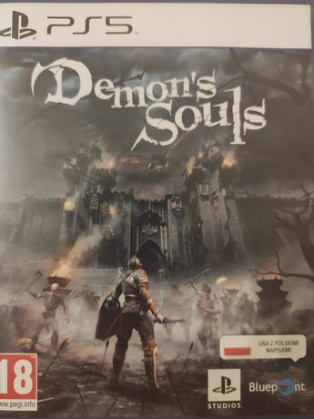 Demon's Souls PS5