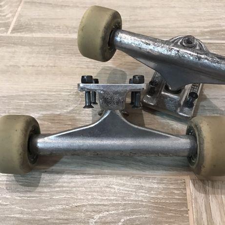 Скейт траки скейтборд подвески independent 144