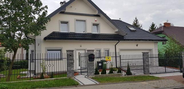 Nowoczesny Dom na Imielnicy w Płocku