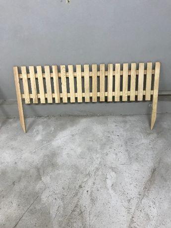 Декоративный забор (штакетники)