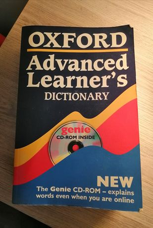 Essential English Dictionary e Oxford Advanced Learner's