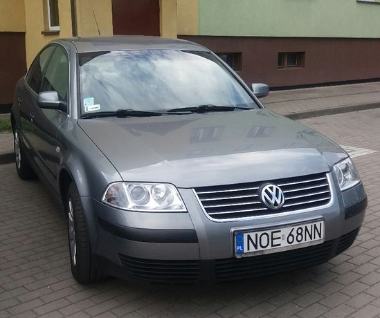Volkswagen Passat B5 FL 2002 1,9 TDI 130 KM