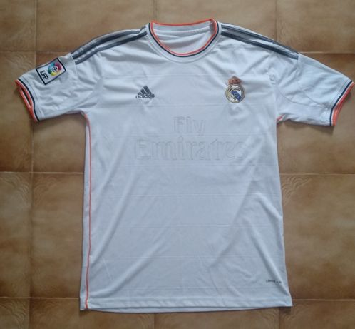 Camisola do Real Madrid