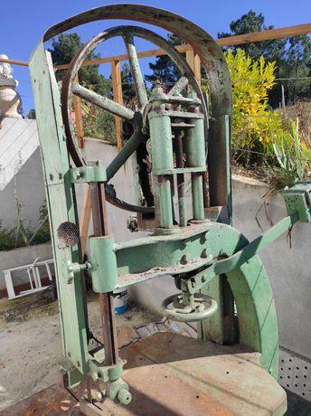 Serra de fita máquina de carpintaria