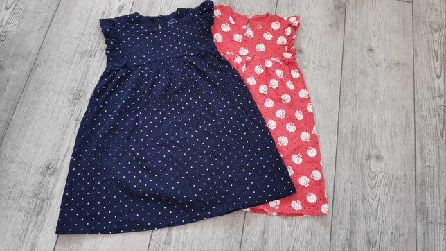 Sukienki NOWE roz. 98 Baby Club