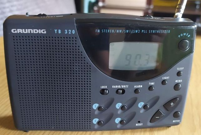 Radio wielozakresowe Grunding Yachtboy yb320