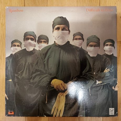Rainbow, Difficult To Cure, USA, 1981, bdb