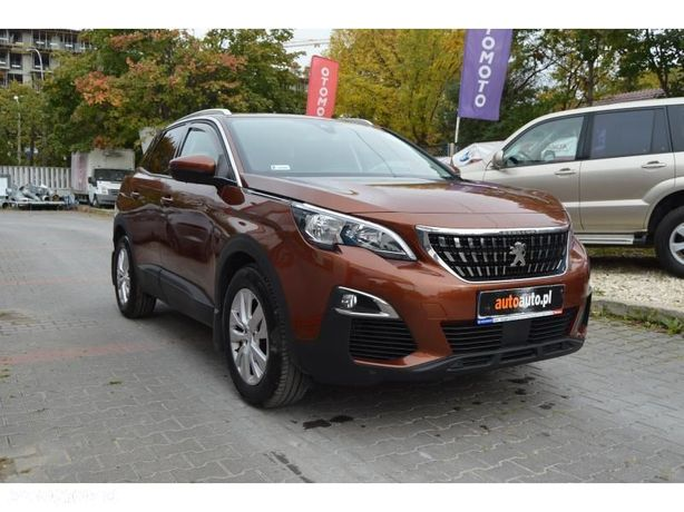 Peugeot 3008 Salonpl, Vat23%,2019, Bezwypadkowy, Tylko15 Tys