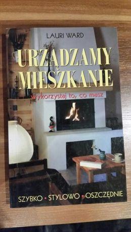 Urządzamy mieszkanie - książka