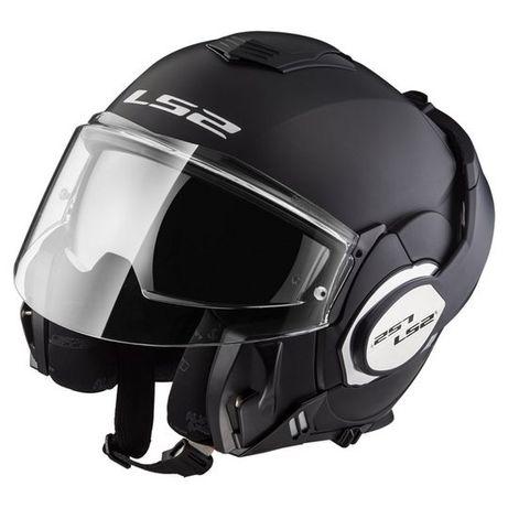 motocyklowy kask szczękowy LS2 ff399 Valiant