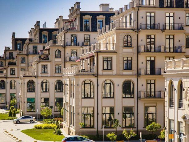 РЕЗЕРВНАЯ 2-комнатная квартира в элитном доме с террасой 20 метров!