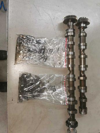Wałki rozrządu, dźwigienki vw crafter 2,0 tdi c-rail idealne, fv