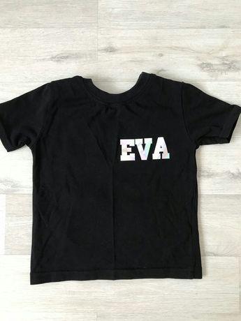 Именная футболка Ева