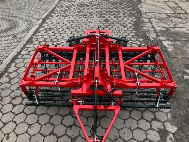 AGREGAT UPRAWOWY 4,0 m hydraulicznie składany półzawieszany