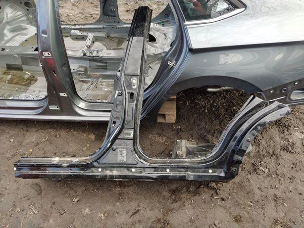 Порог Nissan Rogue закат стойка левая разборка ниссан рог нисан рогуе