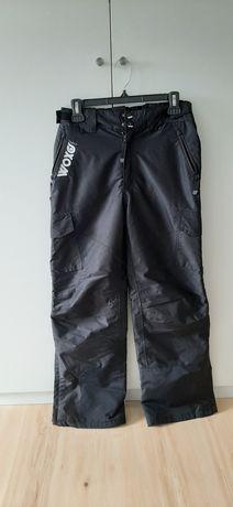 Spodnie narciarskie M wzrost 164 cm.