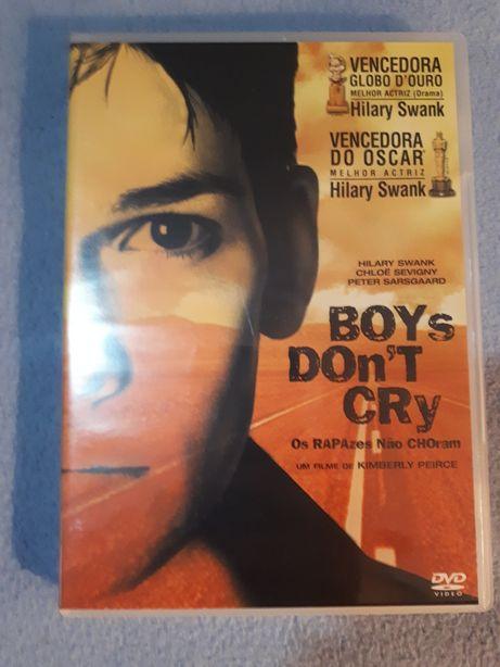 Boys Don't Cry. Os rapazes não choram