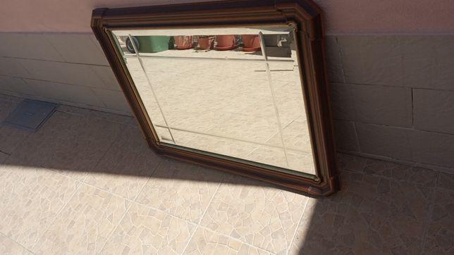 Espelho biselado decorarivo