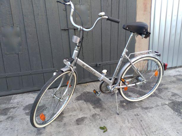 Sprzedam rower składak. Koła 24. Jak jubilat. Stan super.