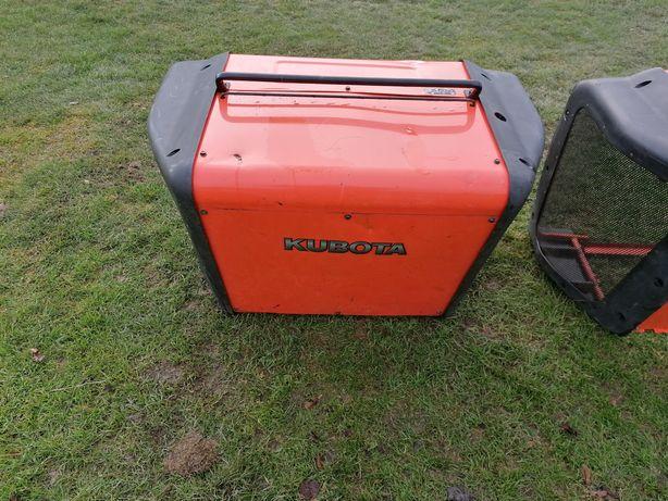 Kosz do kubota gr2100 oraz gr1600 Kuboty traktorek kosiarka