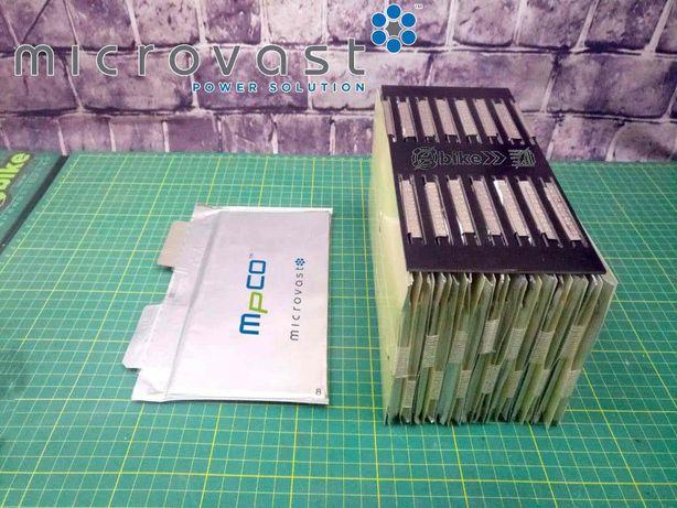 Аккумулятор 13s 48V 24AH Microvast MpCO Gen3 8000циклов Smart BMS