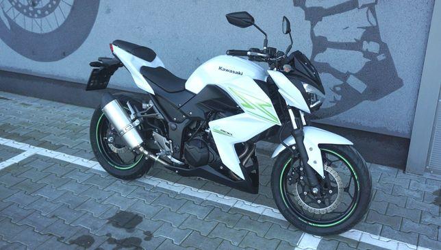 Kawasaki Z300 wydech SPORT Raty Gwarancja ZAMÓW POD DOM MT03 CB500