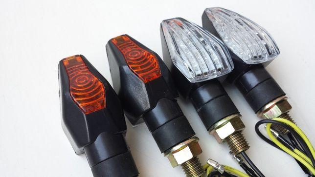 Kierunkowskazy motocyklowe LED uniwersalne ZOBACZ!! tuning kierunki