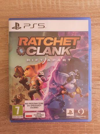 Ratchet Clank Rift Apart PS5, wersja PL