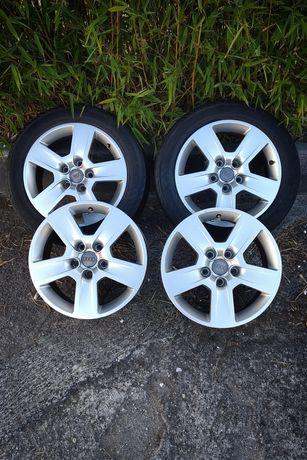 """Jantes 16"""" Audi originais"""