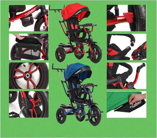 3 в 1 велосипед, коляска, беговел – первый транспорт вашего малыша